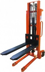 MS15-30, STIVUITOR MANUAL CAPACITATE 1.500 KG, INALTIME RIDICARE 3.000 MM