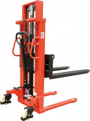 MS10-20, STIVUITOR MANUAL CAPACITATE 1.000 KG, INALTIME RIDICARE 2.000 MM