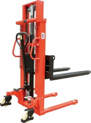 MS10-30, STIVUITOR MANUAL CAPACITATE 1.000 KG, INALTIME RIDICARE 3.000 MM