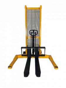 SMF1520, STIVUITOR MANUAL CU PICIOARE EXTINSE FIXE, CAPACITATE 1.500 KG, INALTIME RIDICARE 2.000 MM