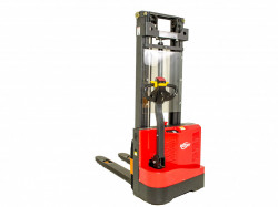 WS15-3300, STIVUITOR ELECTRIC, 1.500 KG, INALTIME RIDICARE 3.300 MM, CONTROLLER CURTIS