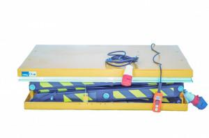 Masa hidraulica fixa, actionare electrica