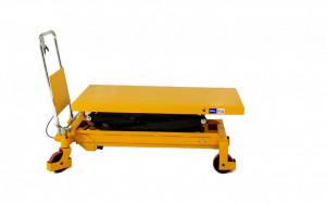 MHM800, MASA HIDRAULICA MOBILA 800 KG, INALTIME MAXIMA 1.500 MM