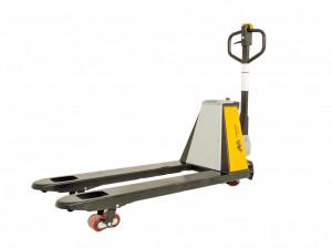 Transpalet electric 1500 kg, acumulator Li-Ion