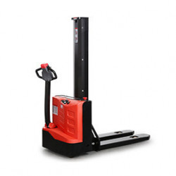 WS12-16MM, TRANSPALET ELECTRIC CU UN CATARG (FLOATING), CAPACITATE 1.200KG, INALTIME RIDICARE 1.600 MM