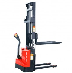 WS12-1600, STIVUITOR ELECTRIC, 1.200 KG, INALTIME RIDICARE 1.600 MM, CONTROLLER CURTIS