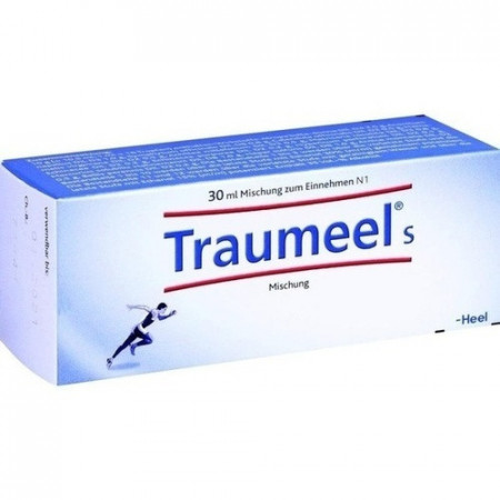 Traumeel S picaturi orale , 30 ml + TRANSPORT GRATUIT