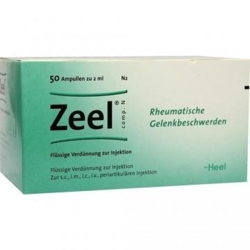 Zeel Comp. 50 Fiole, 2 ml - produs homeopat, artrita gonartroza coxartroza + TRANSPORT GRATUIT