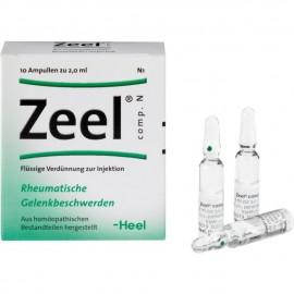 Zeel Comp. 10 Fiole - produs homeopat, artrita gonartroza coxartroza + TRANSPORT GRATUIT