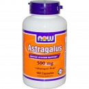 Astragalus 500 mg, 100 capsule + TRANSPORT GRATUIT