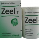 Zeel T + Cartilago + Totalis embrioni + Funiculus umbilicalis + Placenta + Dulcamara , 50 tablete + TRANSPORT GRATUIT