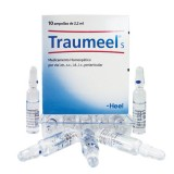 TRAUMEEL S , fiole injectabile, 10 FIOLE X 2.2 ML + TRANSPORT GRATUIT