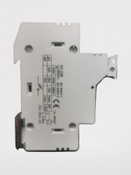 Separator pentru sigurante fuzibile 10X38, 1p+n Led