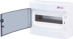 Tablou electric pe tencuiala (aparent) 12 module ETI