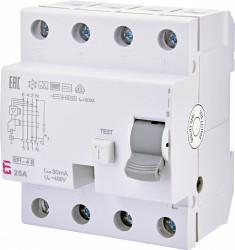 Siguranta automata diferentiala TIP B EFI-4 B 25/0.03 ETI