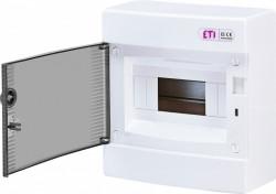 Tablou electric pe tencuiala (aparent) 8 module ETI