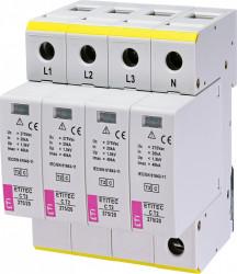 Descarcator SPD tip C ETITEC C T2 275/20 4+0 ETI