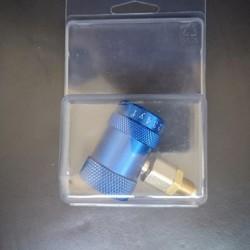 Cupla rapida cu robinet presiune joasa, pentru freon R1234yf