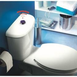 Mecanism rezervor wc, actionare cu senzor fara atingere, dubla apasare 3/6 litri