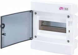 Tablou electric incastrat 8 module ETI