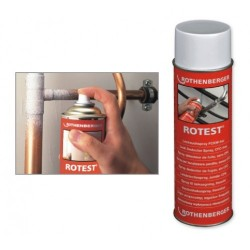 Spray pentru detectat scapari gaze/freon tip ROTEST Rothenberger 400 ml