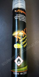 Spray dezinfectare aer conditionat FRIGOSTAR XXL aroma lamaie 750 ml