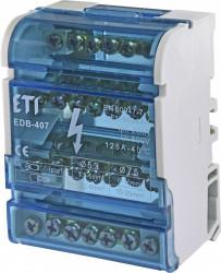 Bloc de distribuție ETI EDB-407
