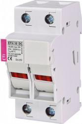 Separator sigurante DC EFH 10 DC 2p LED ETI