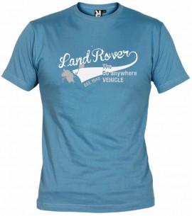Land Rover go anywhere...