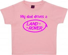My Dad Drives...