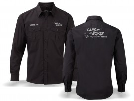 Camisa LAND ROVER Serie