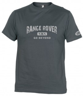Range Rover tshirt...