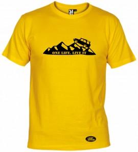 One live tshirt...