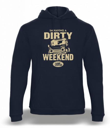 Dirty weekend...