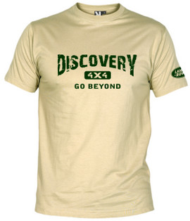 Discovery 4x4...