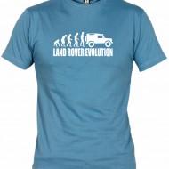 Land Rover Evolution...