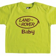 Baby Land Rover...