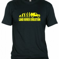 Land Rover Evolution...