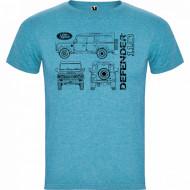 DEFENDER 110 Blueprint