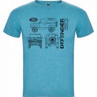 DEFENDER 90 Blueprint