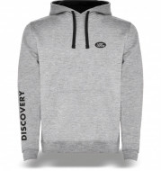 Discovery sweat...