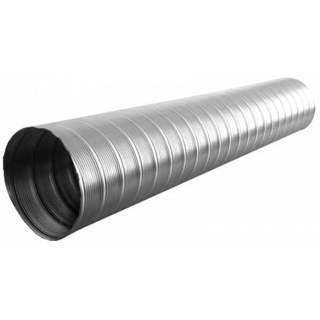 Tub Flexibil din Inox / D[mm]: 80