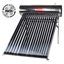 Sistem Panou Solar Presurizat cu Tuburi Heat Pipe SPP-470-H58/1800-18 C INOX / V[l]: 84; T[buc]: 10; D[mm]: 58; L[mm]: 1800
