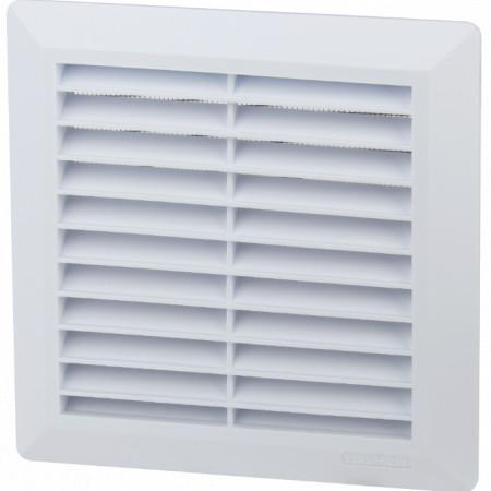 Grila de Ventilatie cu Plasa / Cod: 00600; L[mm]: 140; B[mm]: 140