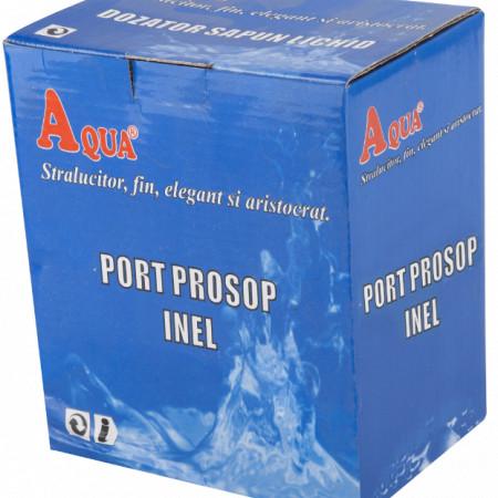 Port Prosop Inel Marmorat.