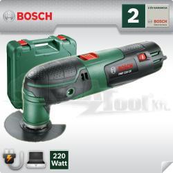 Sculă multifunctională PMF 220 CE Set, 220W Bosch