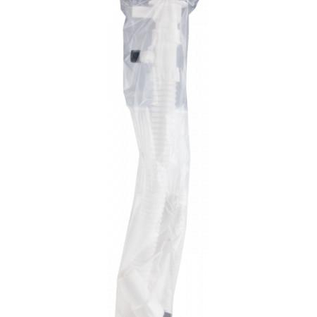 Sifon Flexibil cu Ventil Rac.MS si Preaplin Texo / Dev[mm]: 40/50; Dv[mm]: 62