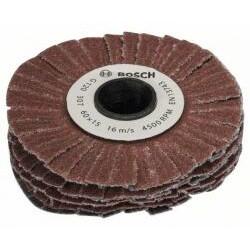Disc abraziv (flexibil) G120, 15 mm, - Bosch