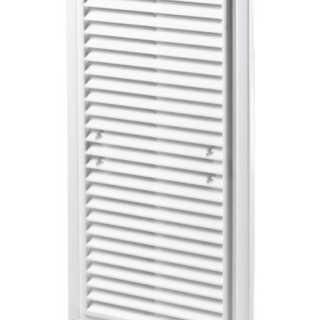 Grila de Ventilatie cu Plasa 1111 / Cod: MV215x175s; L[mm]: 215; B[mm]: 175