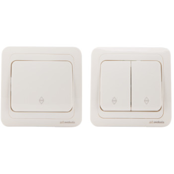 Intrerupator Cap Scara ST 1001 / Tip: Simplu
